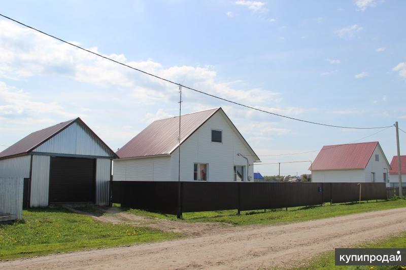 Продам новый дом в Башмаково