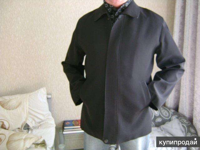 Куртка муж,р.48-50,осень/весна-привезу.