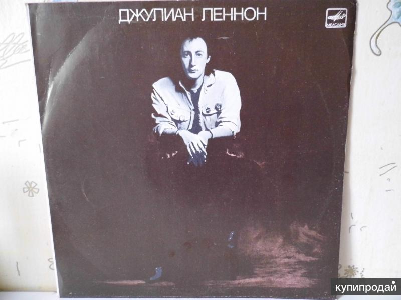 Julian Lennon / Valotte / 1984 / Дж.Леннон