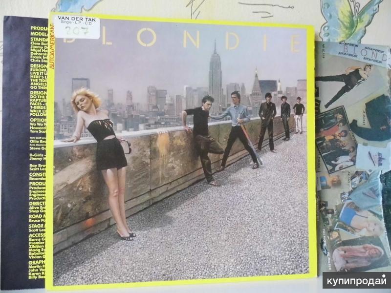 Blondie / Autoamerican / 1980 / Блонди