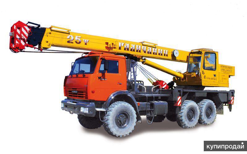 Продам Автокран КС 55713-5 на шасси КАМАЗ-43118