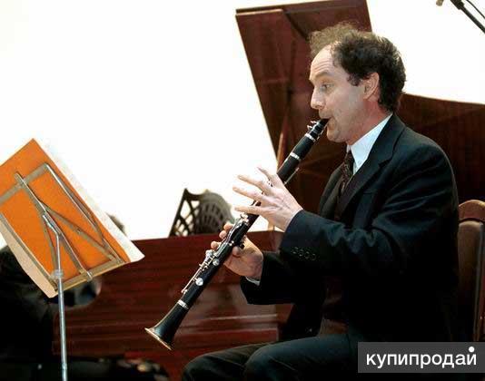 11 сборников -ноты с фонограммами для игры на кларнете