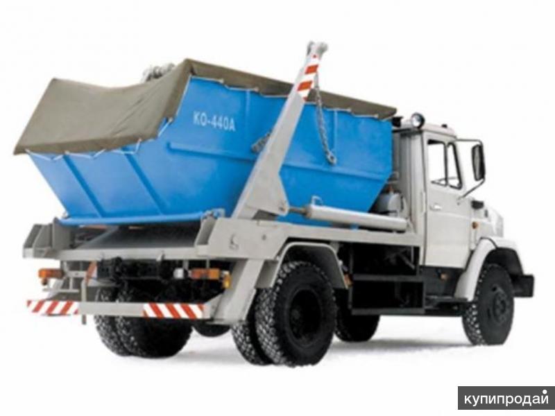 Вывоз мусора в Чехове и Чеховском районе 8 (964) 567-25-52