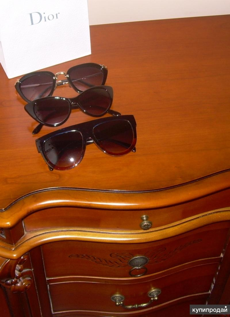 Модные солнцезащитные очки Tom Ford Miu Miu Celine