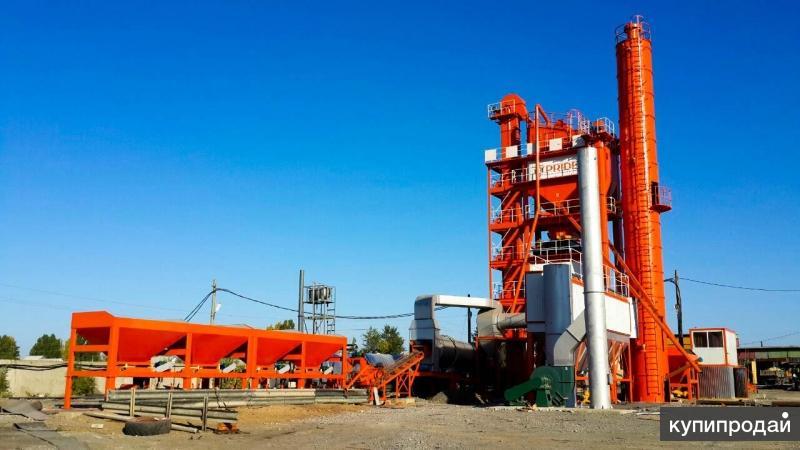 Асфальтосмесительные заводы