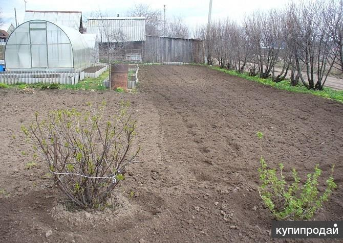 как разработать заросший участок под огород Снижает нагрузку