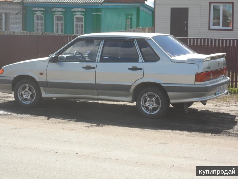 ВАЗ 2115 Samara, 2006люкс