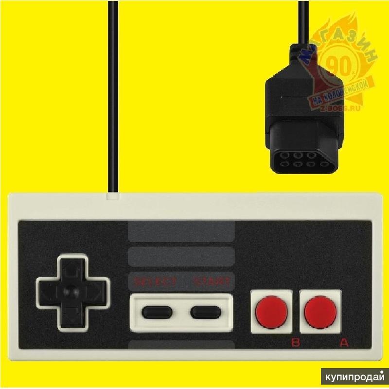 Джойстик классической формы NES (Controller) OEM