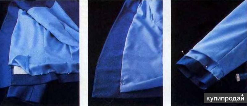 как пришить подкладку к пальто пошаговое фото ногтей маками сам