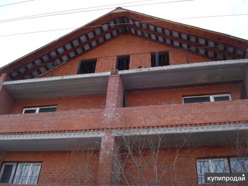 Продам коттедж в п. Ново-Иркутский