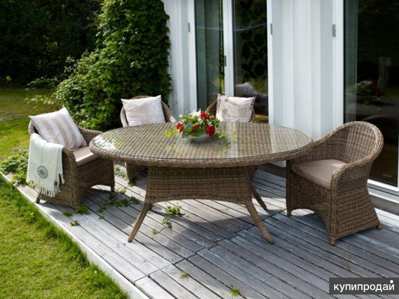 Продам мебель из ротанга (новая)