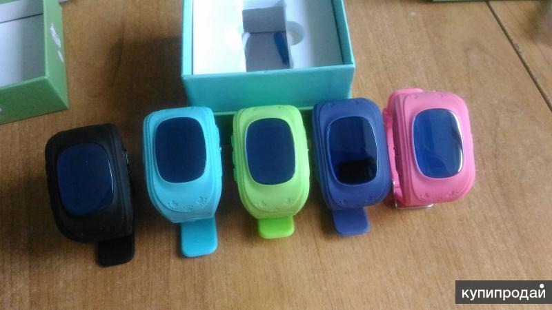 Продам детские смарт часы Q50 (Smart baby Watch Q50)