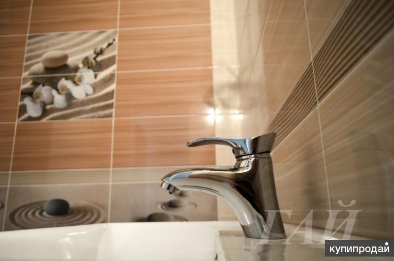 Ремонт ванной комнаты, санузла.