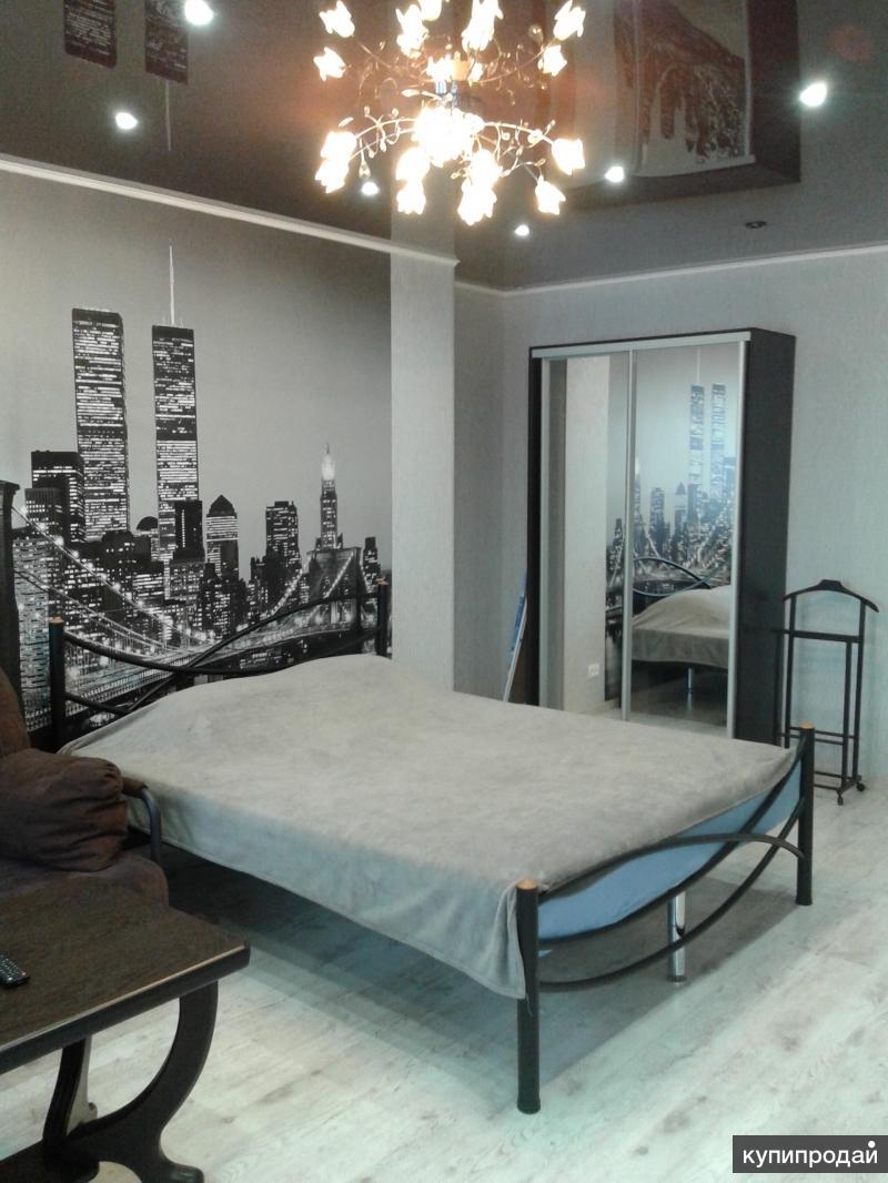 Стильная квартира в центре Керчи с видом на море