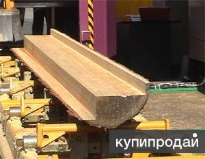 Угловые бревнопильные станки серии «БАРС 1А»