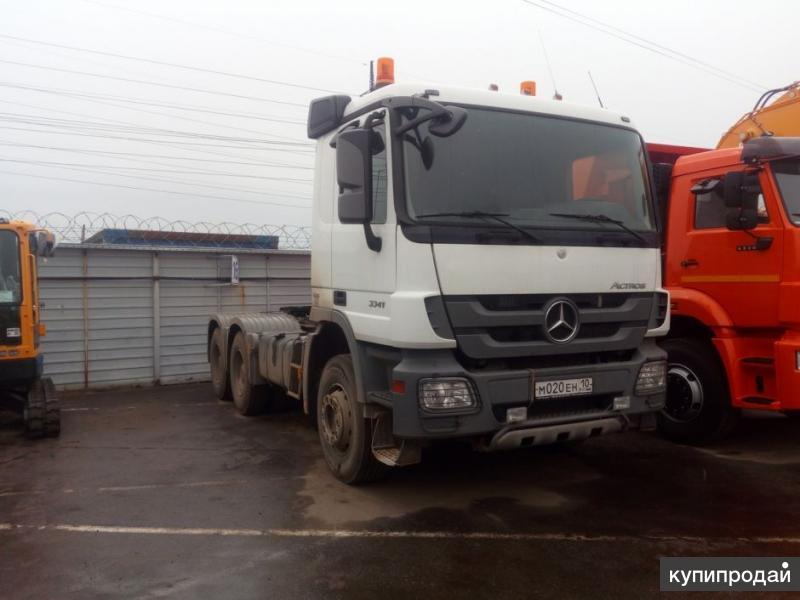 Mercedes-Benz Actros 3341S 6Х4