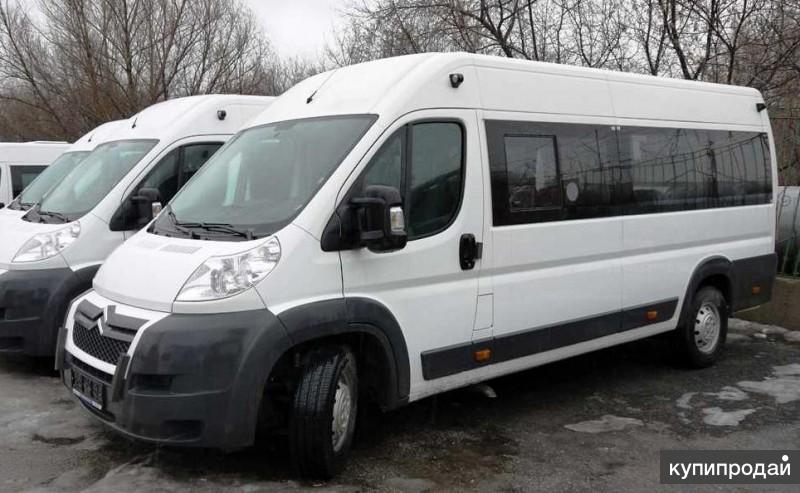 Автобус Ситроен  Jumper 18+4