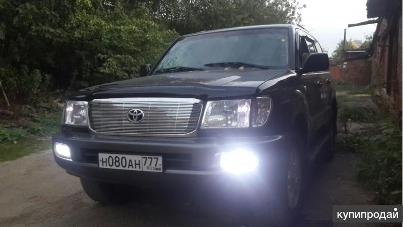 Toyota Land Cruiser, NaN