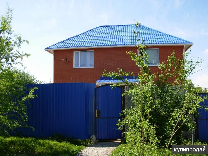 Жилой дом, 130 м2, центр п.Новосодовый, 15 сот