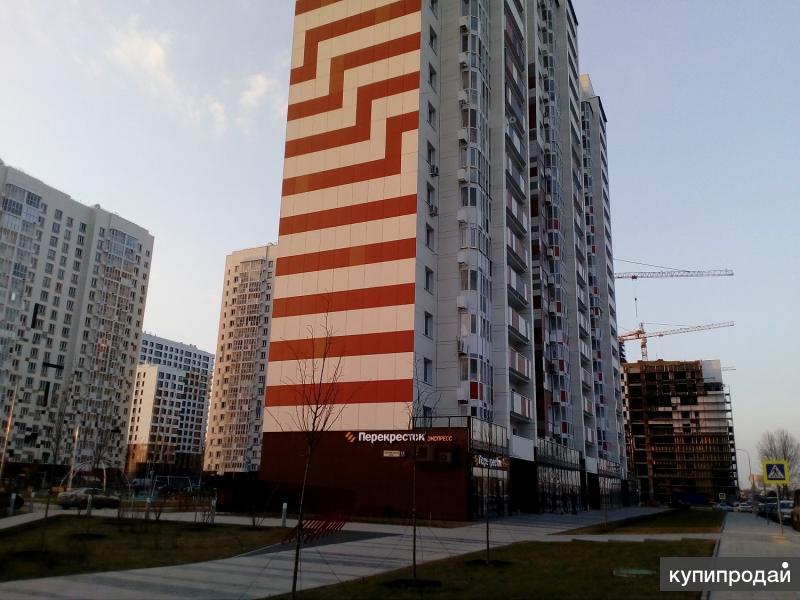 Коломенская  15 мин. пешком Москва район Нагатинский затон Коломенская ул.