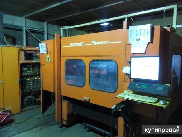 Станок лазерной резки Bystronic BTL 1800