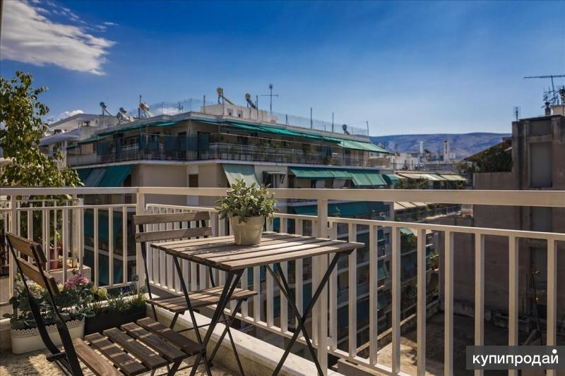 Квартира 72 m² в Афинах
