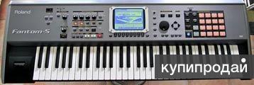 Продам синтезатор Roland Fantom S