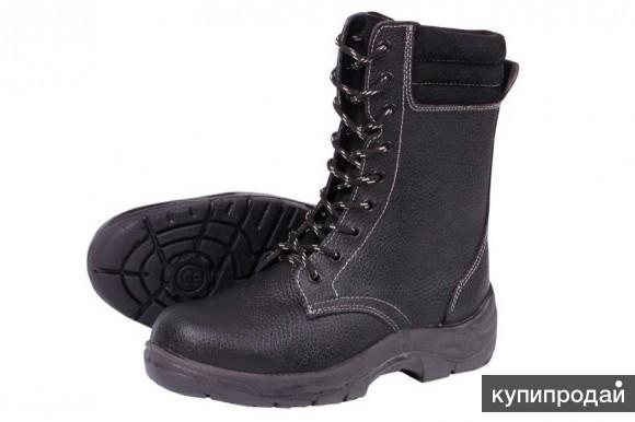 Рабочая обувь ботинки с высоким берцем Стандарт 3219