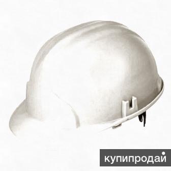 Каска строительная Лидер (белая)