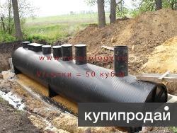 СЕПТИКИ, Автономные канализации, оборудование для очистки сточных вод, КНС