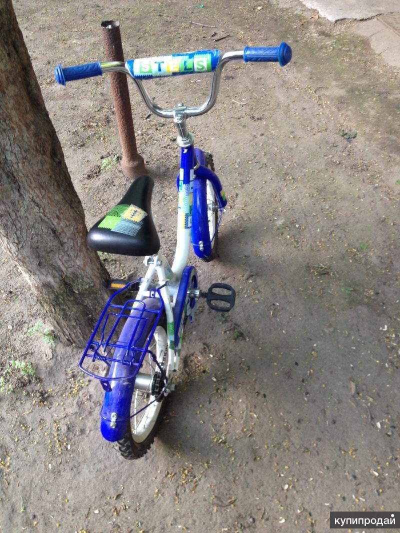 Детский велосипед в отличном состоянии