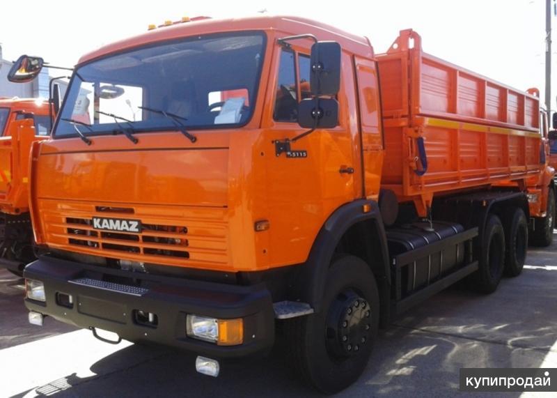 КАМАЗ колхозник 45143 простой двс заводской Авантаж