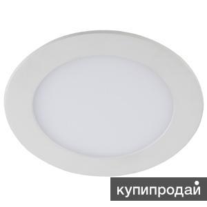 Светильник светодиодный круглый LED 12W 220V 6500K