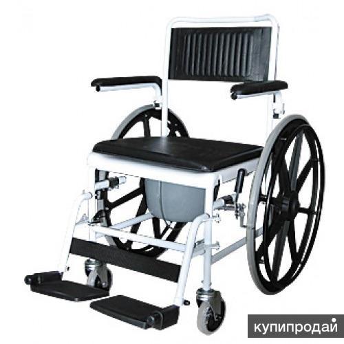 Инвалидное кресло с сан устройством