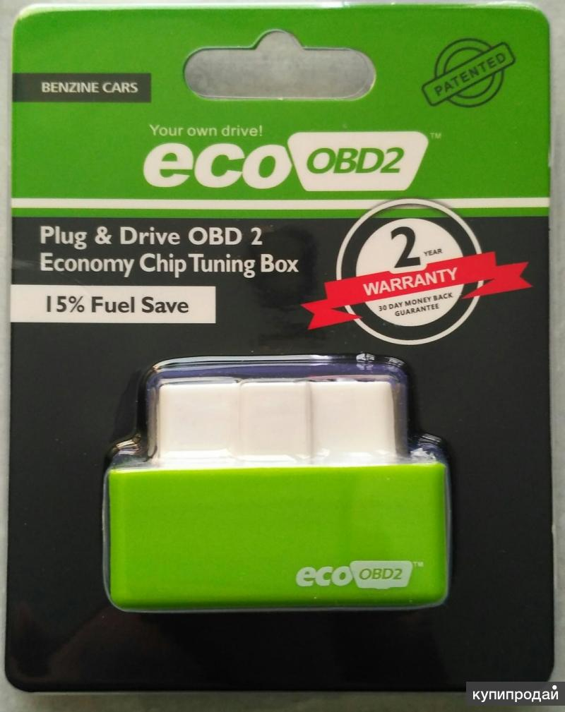 Eco OBD2 экономия топлива