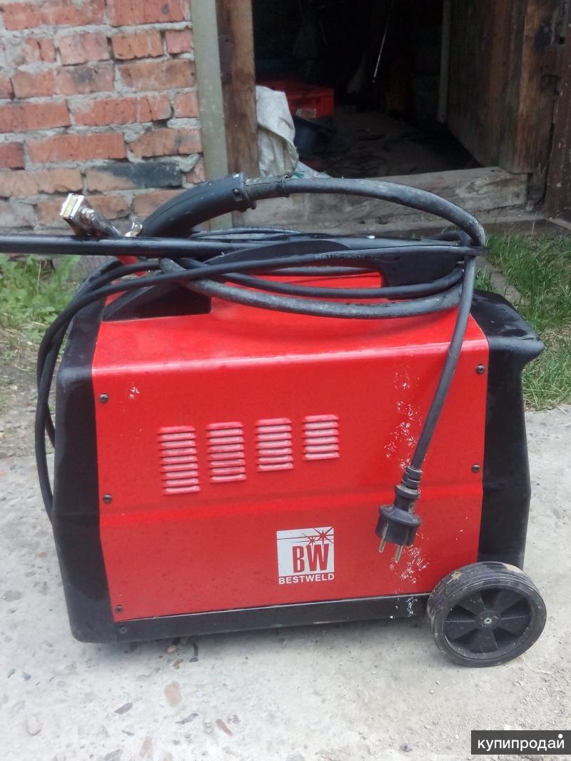 Сварка полу автомат газовая