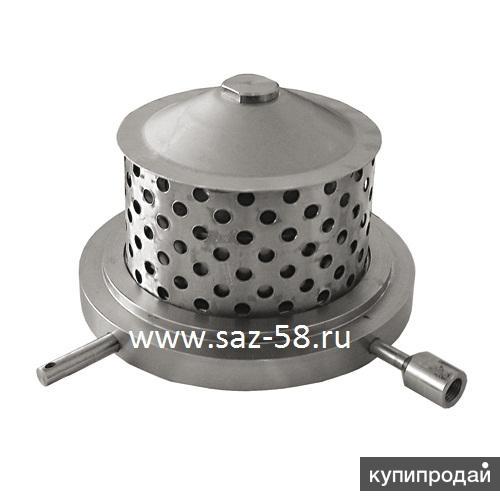 Клапан ДКП-90/01 донный на бензовоз