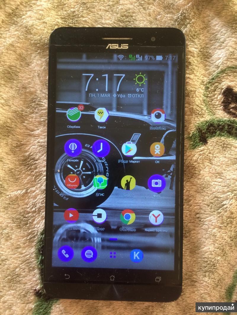 Продам телефон Asia zenfone6