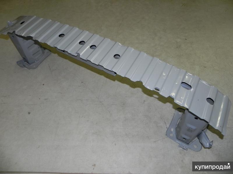 Усилитель бампера переднего (High Quality) для Ford Focus 2 с 2005-