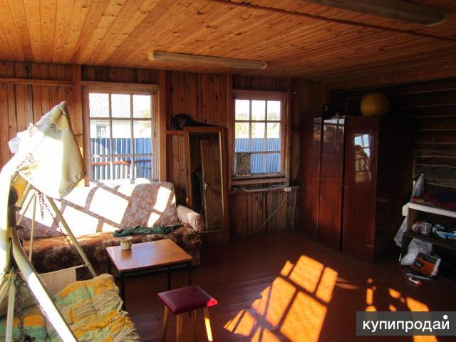 Продается  2-х этажный деревянный (бревно) дом