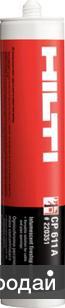 Мастика Hilti CP 611A (310 мл) огнезащитная изменить   удалить