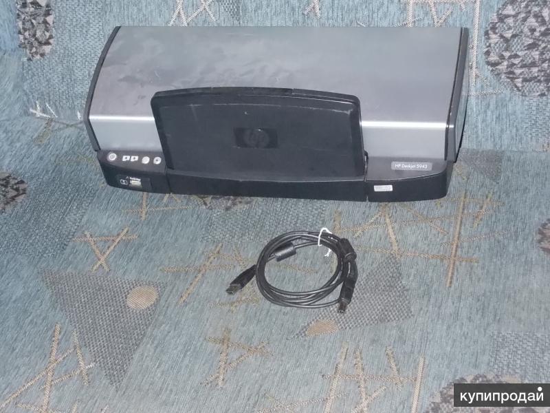 Принтер HP ( 5943 ) ( C3183 )