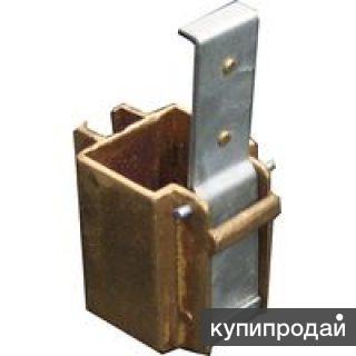 электроугольные изделия-щеткодержатели