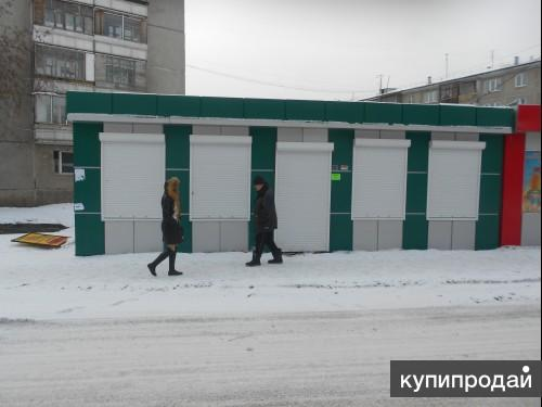 Продам павильон 50 м² на Воронова.