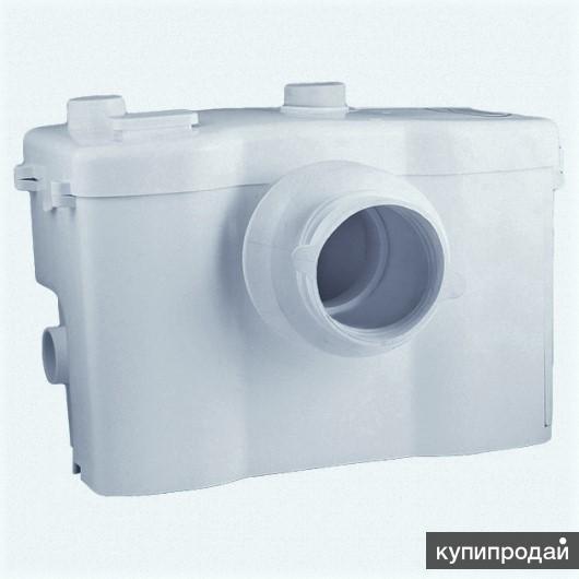 Насос для туалета Jemix STP 100LUX
