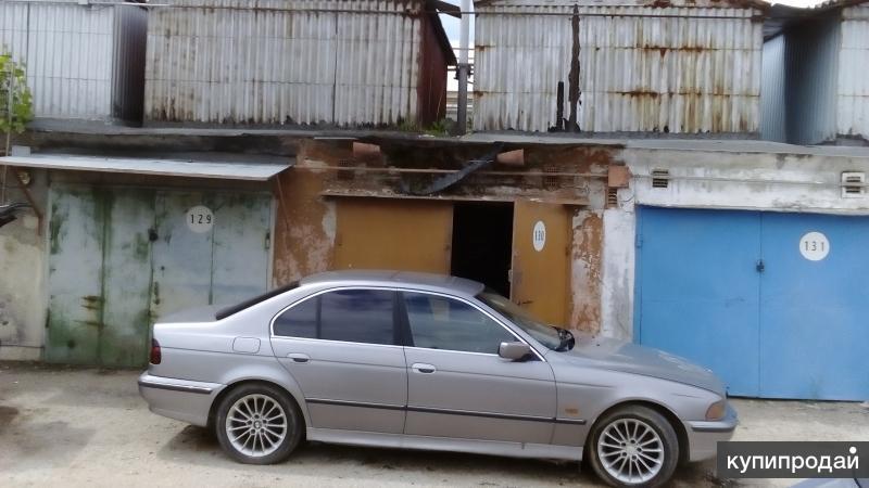 Продам каменный гараж ГК-Садко