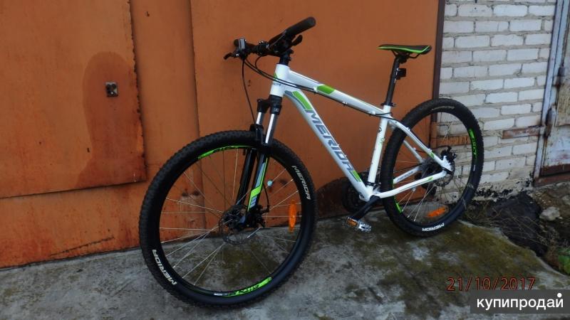 Продаю новый велосипед Merida Big.Seven 40-MD (2015)