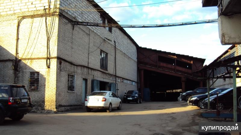 сухой кирпичный гараж 26м2