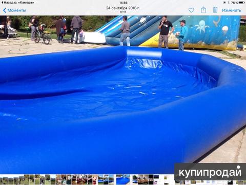 Продаю 2 новых надувных бассейна Москва