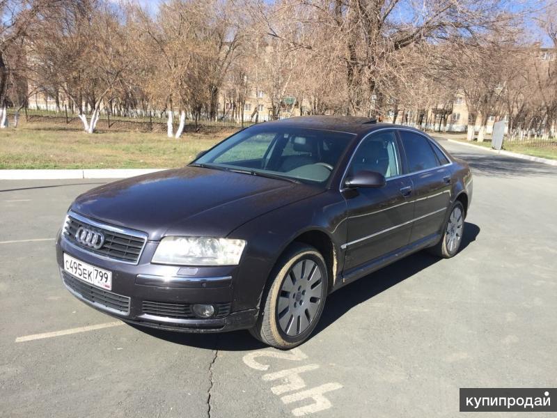 Audi A8, 2003